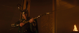 Loki asesina a Laufey