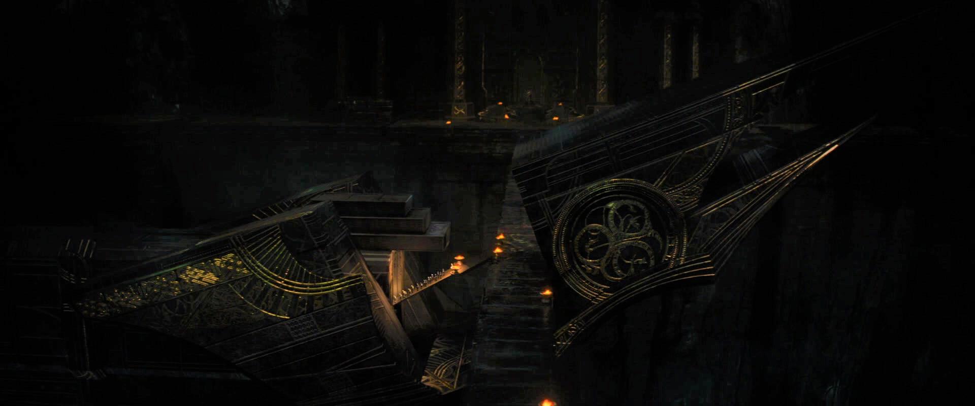 Mazmorras de Asgard