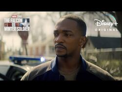 Righteous - Marvel Studios' The Falcon and The Winter Soldier - Disney+