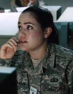 Staff Sergeant in CAOC