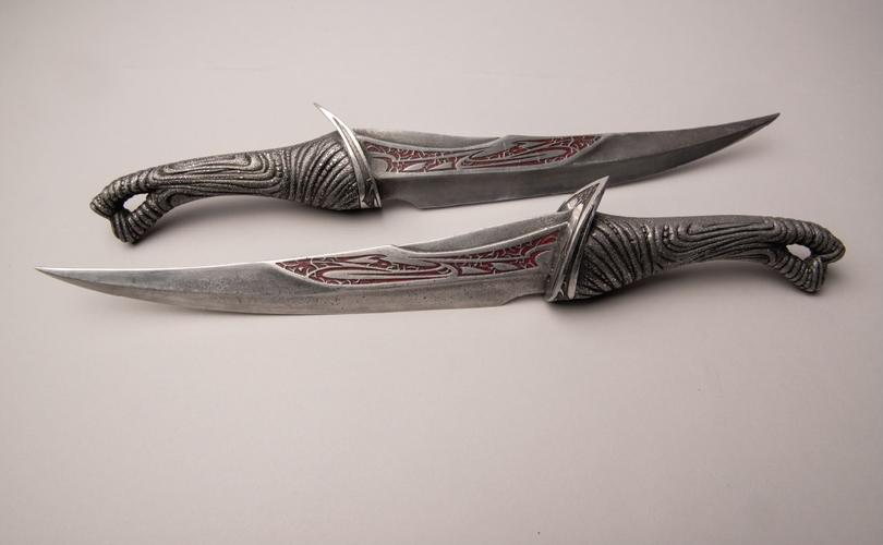 Ножи Дракса Разрушителя