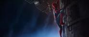 AIW Spider-Man Climbing Up the Q-Ship 2