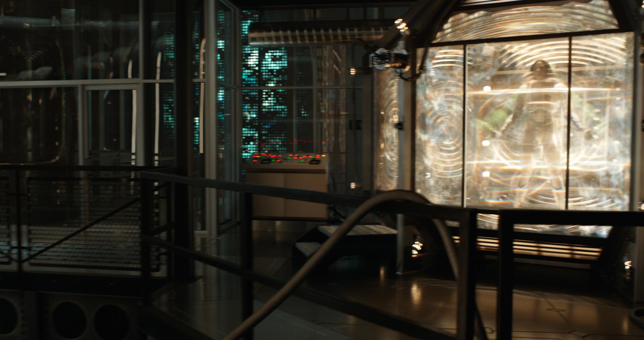 Cámara de energía cuántica