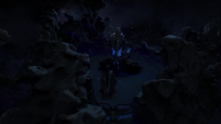 El Otro y Thanos final TA