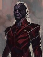 Thor The Dark World 2013 concept art 30