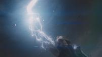 Thor recuperando su poder en TA