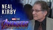 Neal Kirby talks about his father, Jack Kirby's, Marvel Legacy at the Avengers Endgame Premiere