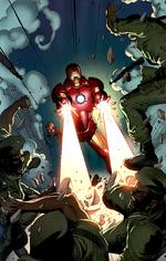 IM2PI - Stark le dispara a los enemigos