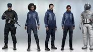 S.W.O.R.D. Agents (Concept Art)