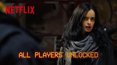 The Defenders Gaming video Netflix