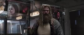 Thor habla sobre Foster frente a los Vengadores