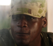 Lagos Soldier