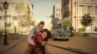 Stark intenta salvar la vida de Daniel Sousa