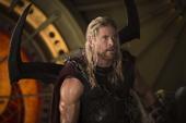 Thor tras vencer a Surtur