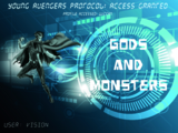 Gods and Monsters (YA)