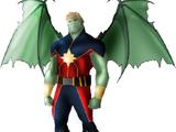 Dorrek-Vell (Earth-3014)