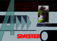 Sinister (A!)