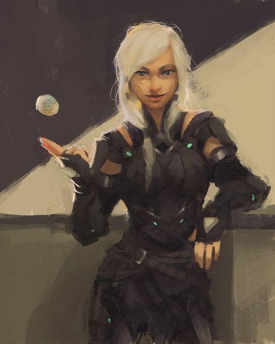Grace Deacon (Earth-9999)