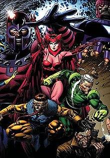 Brotherhood of Mutants (Earth-762)