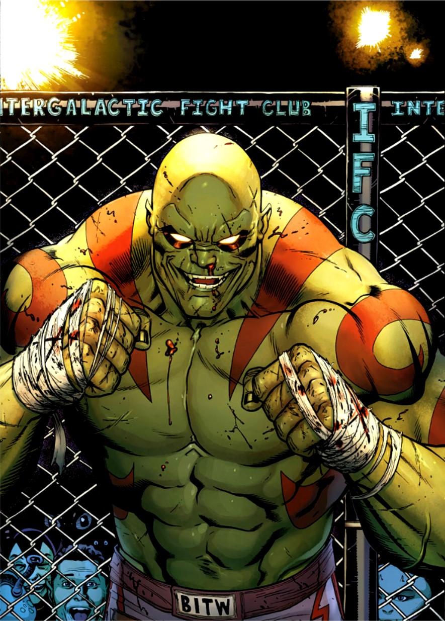 Drax (Earth-61615)