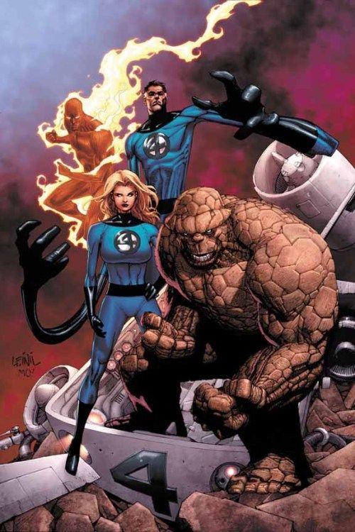 Fantastic Four (Earth-762)