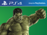 The Incredible Hulk (PS4 Game)