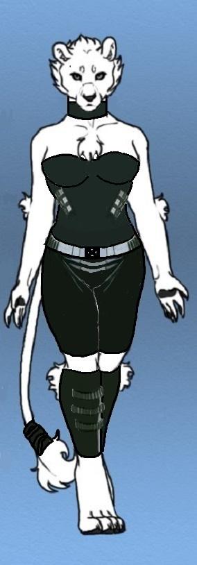 Sharon Vincent (Earth-2299)