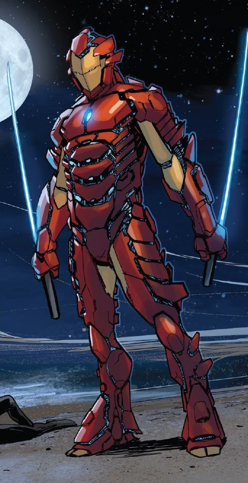Anthony Stark (Earth-6160)