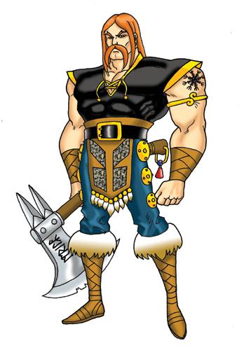 Siferris Odinson (Earth-616)