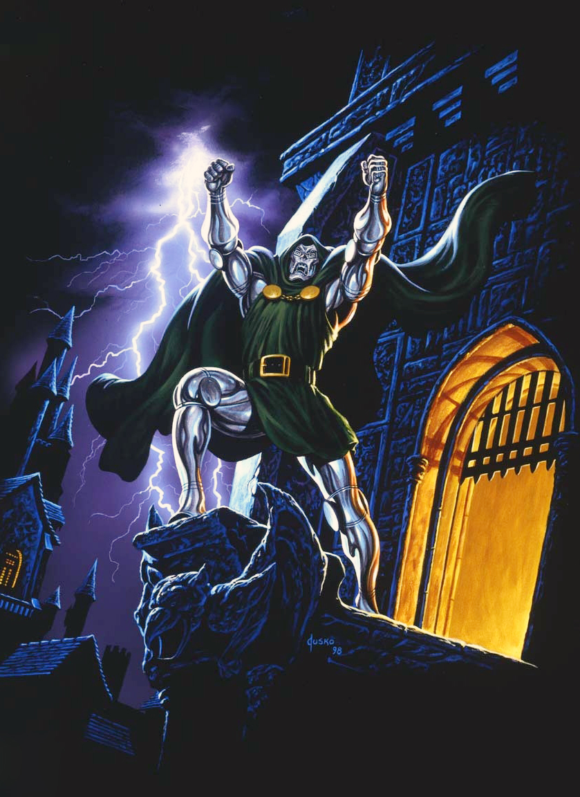 Victor von Doom (Earth-5734)