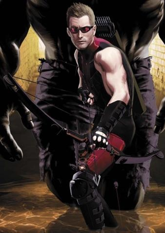 Clint Barton (Earth-2226)