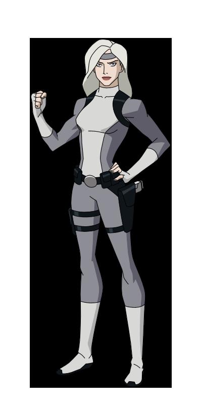 Silver Manfredi (Earth-1010)