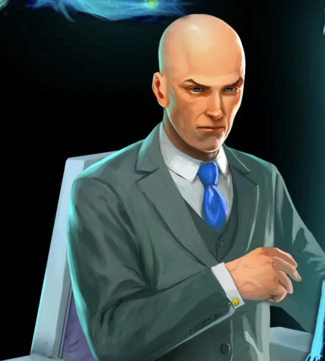 Charles Xavier (Earth-101)