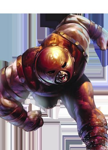 Cain Marcus (Earth-4045)