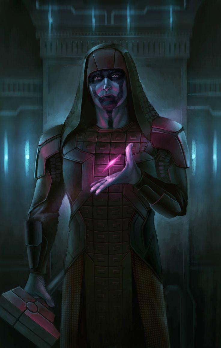 Ronan (Earth-101)