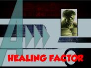 Healing Factor (A!)