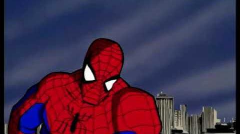 "Universal Studios ""Spiderman"""