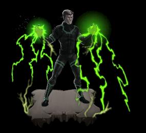 Jaycen (Earth-1010)
