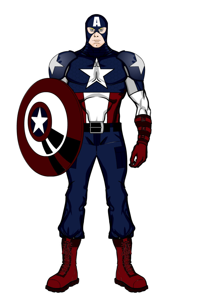 Captain America: Earth-1