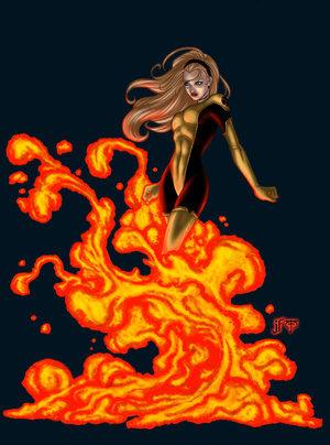 Amara Surturspawn (Earth-616)
