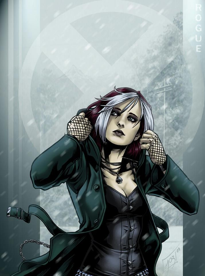 Anna Marie Darkhölme (Earth-762)