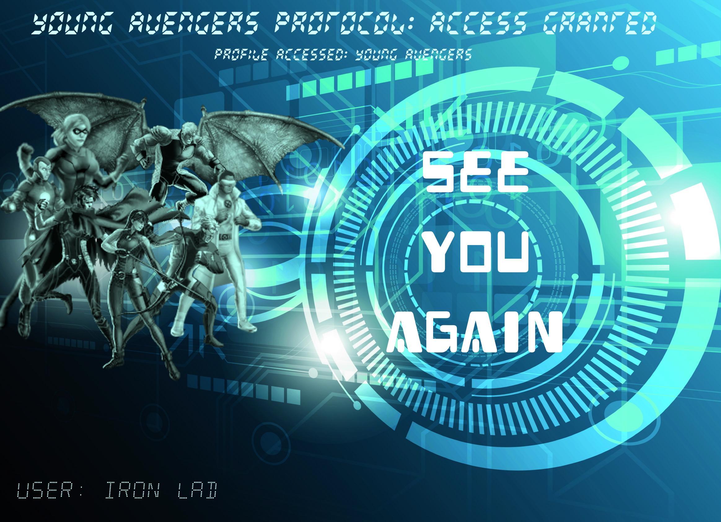 See You Again (YA)