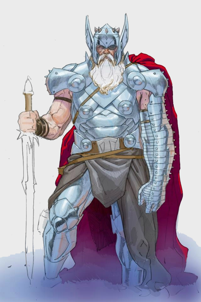 Thor Odinson (Earth-TRN999)