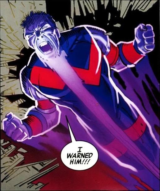 Simon Williams (Marvel NEW!)