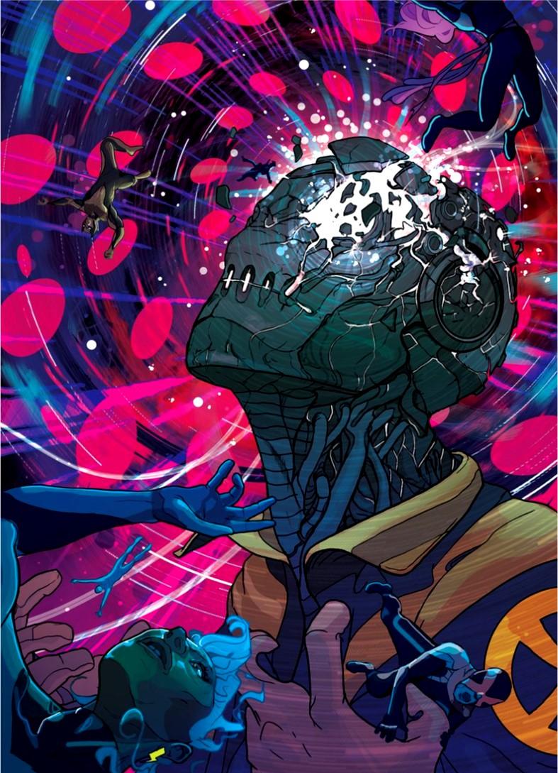 Kuan-Yin Xorn (Earth-61615)