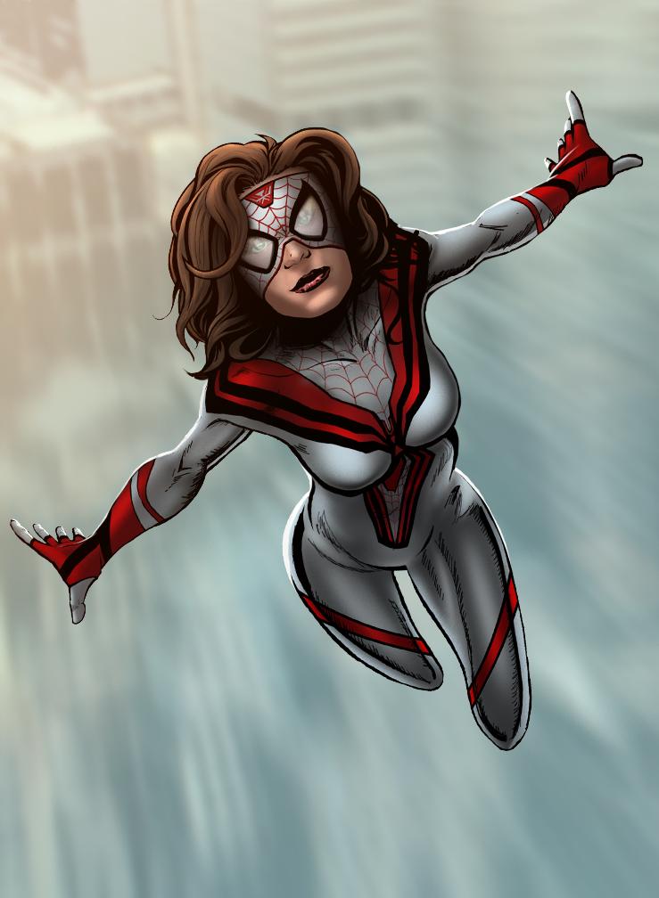 April Parker (Earth-16)