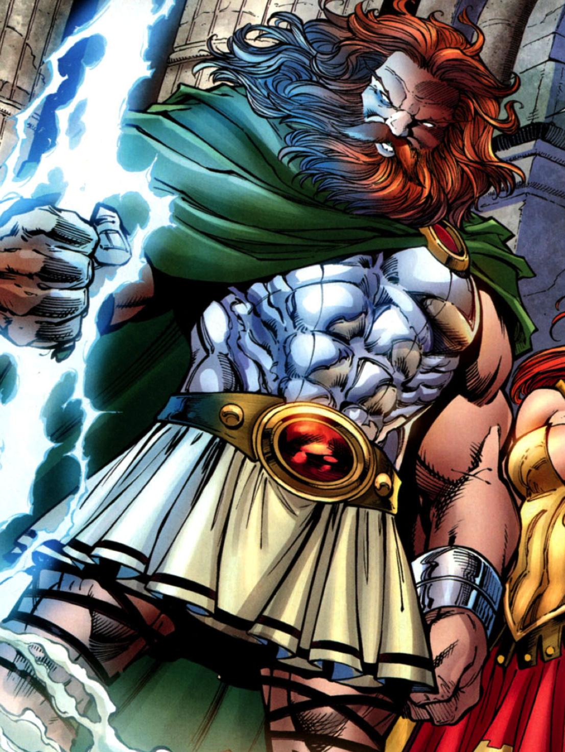 Zeus Panhellenios (Earth-1010) | Marvel Fanon | Fandom