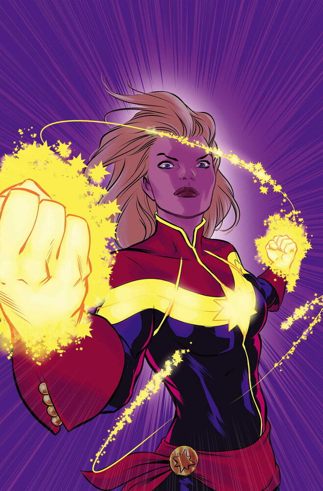 Carol Danvers (Earth-609)