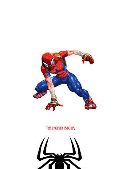The Legend of Spider-Boy