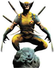 Wolverine render 2 by bobhertley-d5povko
